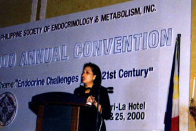2000 Annual Convention
