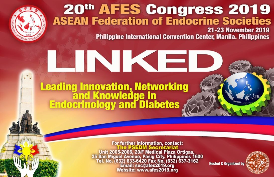 20th AFES Congress 2019 - LINKED: Leading Innovation